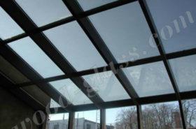Остекление крыши